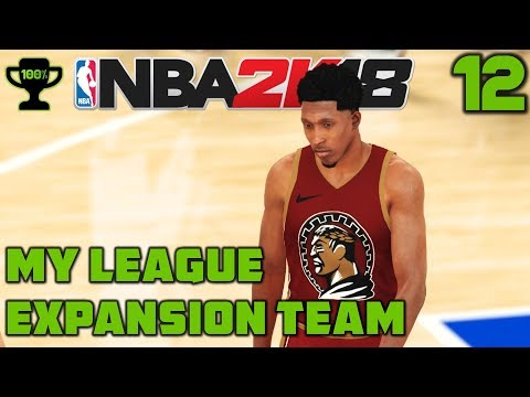 NBA 2K18 My League Ep. 12: Finishing up our First Season [Realistic NBA 2K18 My League Expansion]