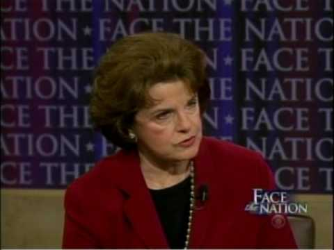 Sen. Feinstein In 2006 Justifies A Filibuster For Supreme Court Nominees