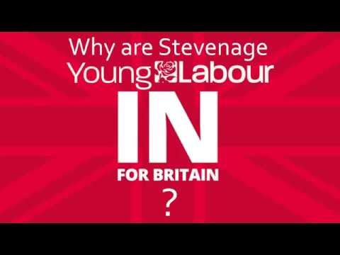 Stevenage Young Labour IN for Britain