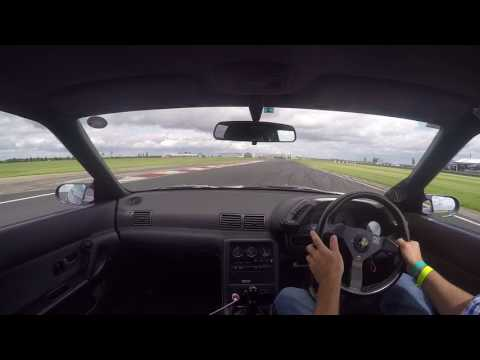 Bedford Autodrome West Circuit How Fast Skyline R32 GTR