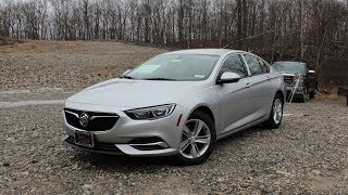 2018 Buick Regal Sportback Preferred: In Depth First Person Look