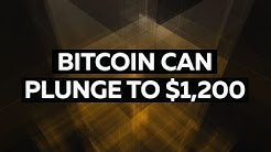 Bitcoin Can Plunge to $1,200 And FSB Recommends Banning Stablecoins