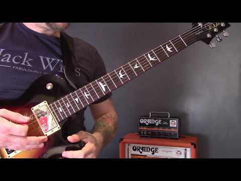Guitar Power Chords Using Dave Mustaine's Spider Chord Technique