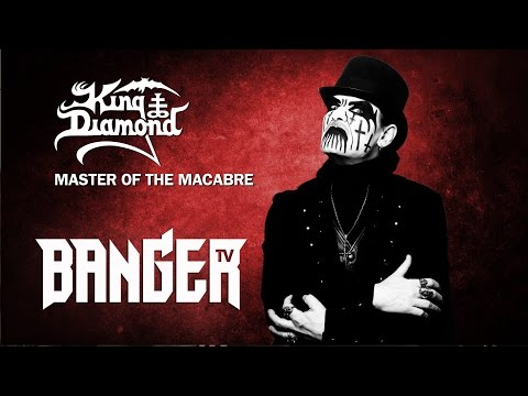 King Diamond Interview | Metal Giants