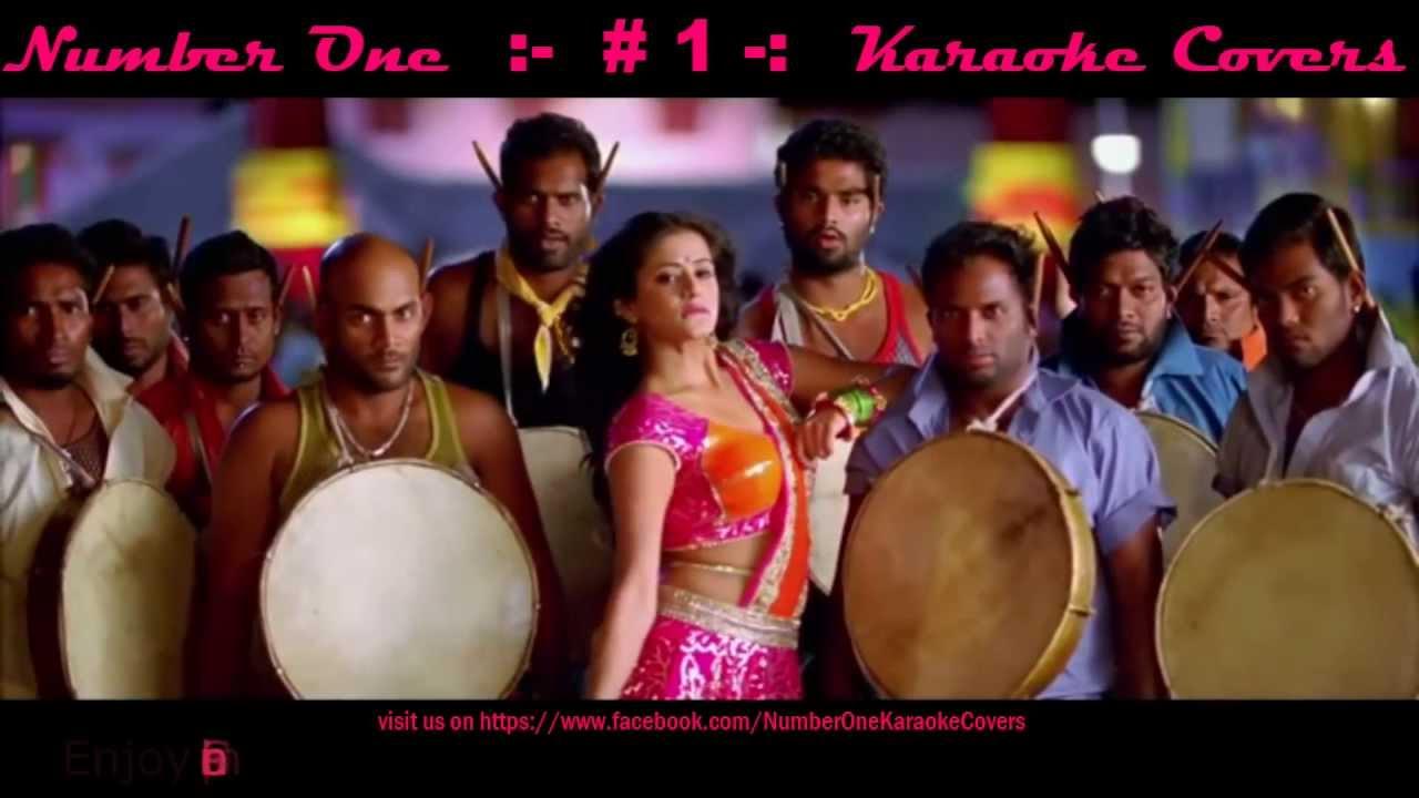 Chennai express 1 2 3 4 get on the dance floor karaoke for 1 2 3 4 get on the dance floor lyrics