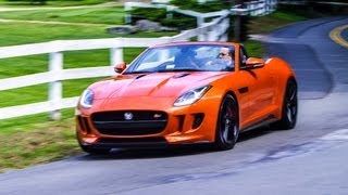 2014 Jaguar F-Type Test Drive & Review