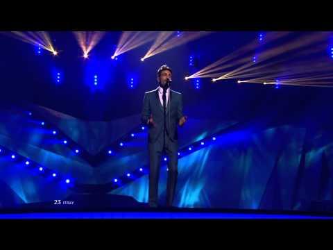 Marco Mengoni - L'Essenziale (Italy) Eurovision 2013 Grand Final Original HD