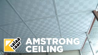 How to make false / armstrong ceiling