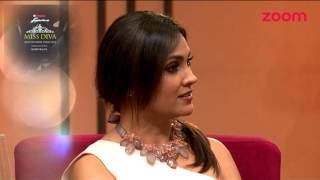 Miss Diva 2015 | Episode 4 | EXCLUSIVE | zoom turn on