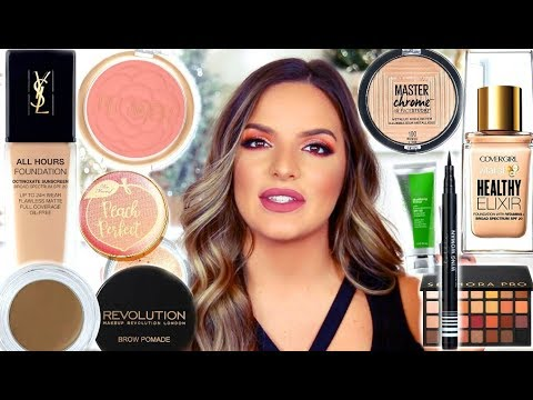 2017 BEAUTY FAVORITES! Drugstore & Highend | Casey Holmes