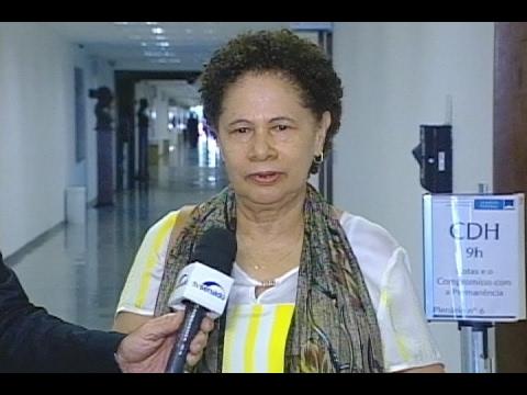 Regina Sousa defende permanência de política de cotas nas universidades