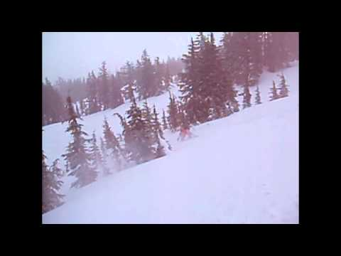 Winter 2009 - Compilation of Joe & Matt's Jumps. Mt. Bachelor, Bend, OR
