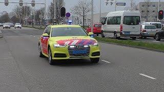 A1 *Nieuwe* Transplantatie Team Audi Kijlstra van en naar het MCL Leeuwarden