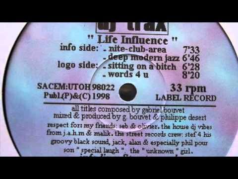 DJ Trax - Deep Modern Jazz (United Tracks Of House, 1998)