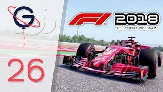F1 2018 : MODE CARRIÈRE FR #26 - Ferrari vs Red Bull (Espagne)