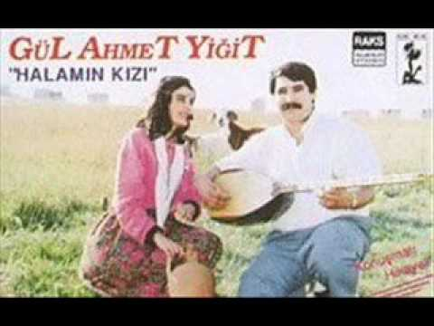 Asik Gül Ahemt Yigit - Halamin Kizi ( Konusmali )