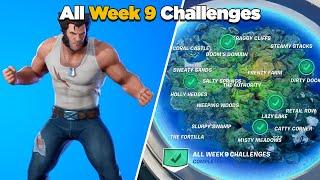 Фото Fortnite All Week 9 Challenges Guide (Fortnite Chapter 2 Season 4)