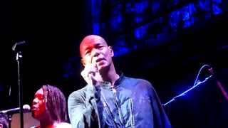 Roland Gift (Fine Young Cannibals) - She Drives Me Crazy - Jazz Cafe, London - July 2015
