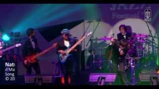d'Masiv Jazz Project feat Barry Likumahua - Natural (Live at Java Jazz 2013)