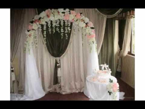 Фото Украшение Зала На Свадьбу