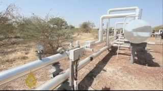 Sudan threatens halt of South Sudan oil flow