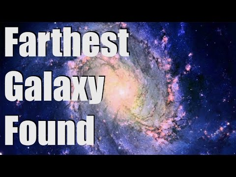 The Farthest Galaxy Ever Found - Space Engine