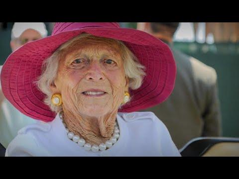 Matriarch Barbara Bush felt she had a story to tell, biographer says