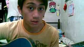 Moment of truth - FM STATIC guitar lesson -cover learn it ^_^ by Marvinfavis
