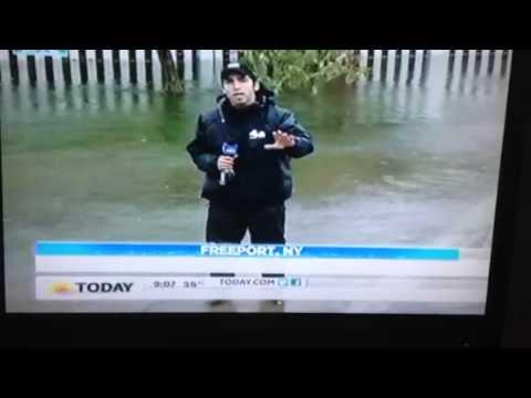 Freeport NY and Sandy
