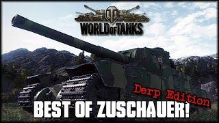 WoT - Best of Zuschauer: Type 5 - Derp Edition [ deutsch 🐄 gameplay ]