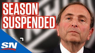 The NHL Season Has Been Suspended And Elliotte Friedman Has The Latest Details   Instant Analysis