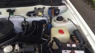 1990 Nissan Pulsar GL N13 restored.  Part 1