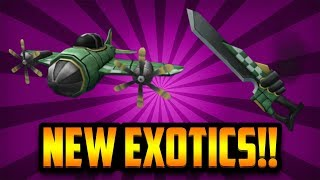 THIS BRAND NEW EXHAUST BUNDLE IS AWESOME!! (ROBLOX ASSASSIN)