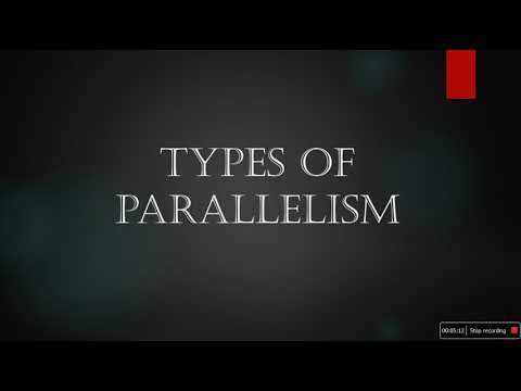 Serial vs Parallel vs Concurrent Computing