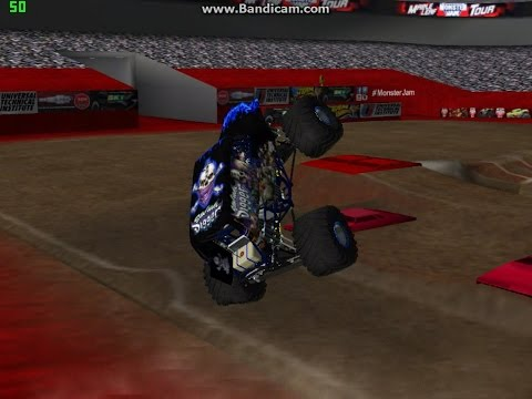 21 Truck freestyle at Vancouver 2014 +more (sim-monsters/ror)