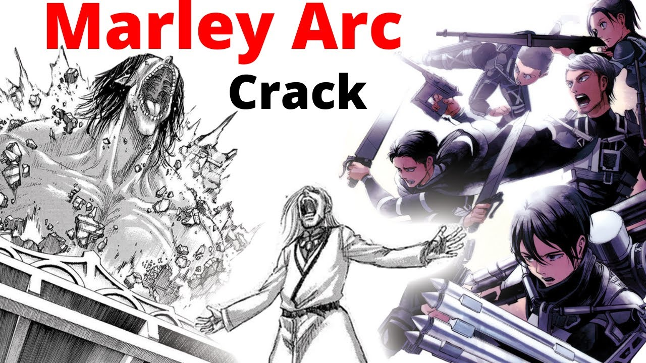 Attack On Titan Marley Arc On Crack - YouTube