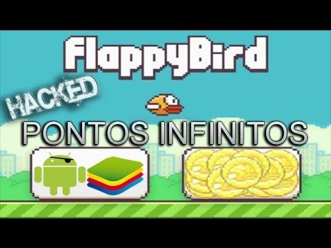 Flappy Bird Hack (pontos Infinitos - Unlimited Points) - Android & PC [HD]