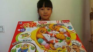 親子遊戲 | 大家一起來吃火鍋囉 | Family games and eat baby toys Hot pot thumbnail