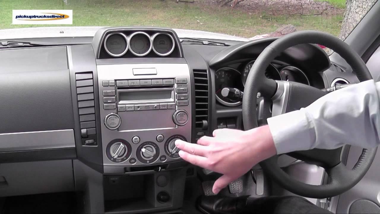 2008 ford ranger xlt 4x4 specs