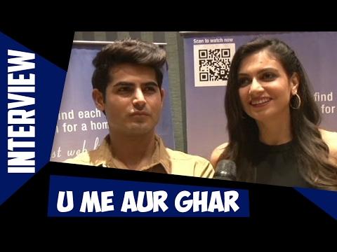 Omkar Kapoor, Simran Kaur Mundi   U Me Aur Ghar  Web Film  follo.in