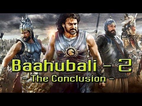 Bahubali 2 The Conclusion 2017 Official Trailer Prabhas Rana Tamannaah Youtube