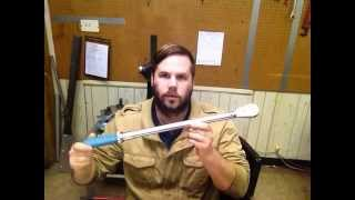 Calibration of Armstrong 250 foot pound torque wrench  to ISO 17025 and shop update.