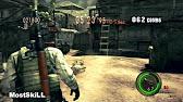 Resident Evil 6 PS4 Pro NO MERCY 2639k Rail Yard Ada 60fps