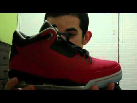 free shipping e7ab8 c60f5 JD Shoe Review   62 DB AIR JORDAN 3