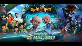 It all begins when upin, ipin, and their friends stumble upon a mystical keris in tok dalang's storeroom that opens portal leads them straight into the...