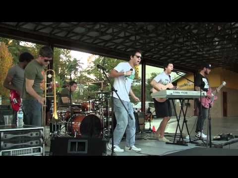 """LiLa """"Group Therapy"""" - Durham Central Park - Creative Food Drive - 10/15/11 (Pt. 3)"""