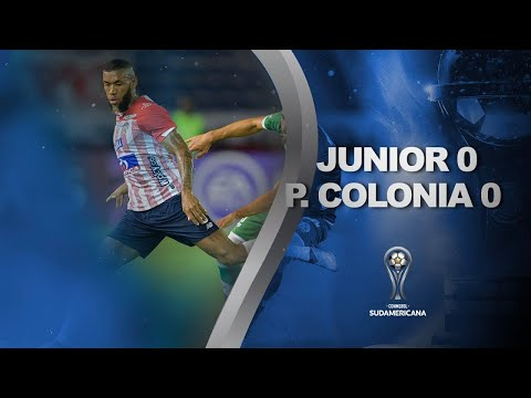 Junior Plaza Colonia Goals And Highlights