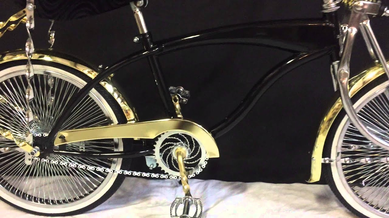 Magnum Deluxe Lowrider Bike Youtube