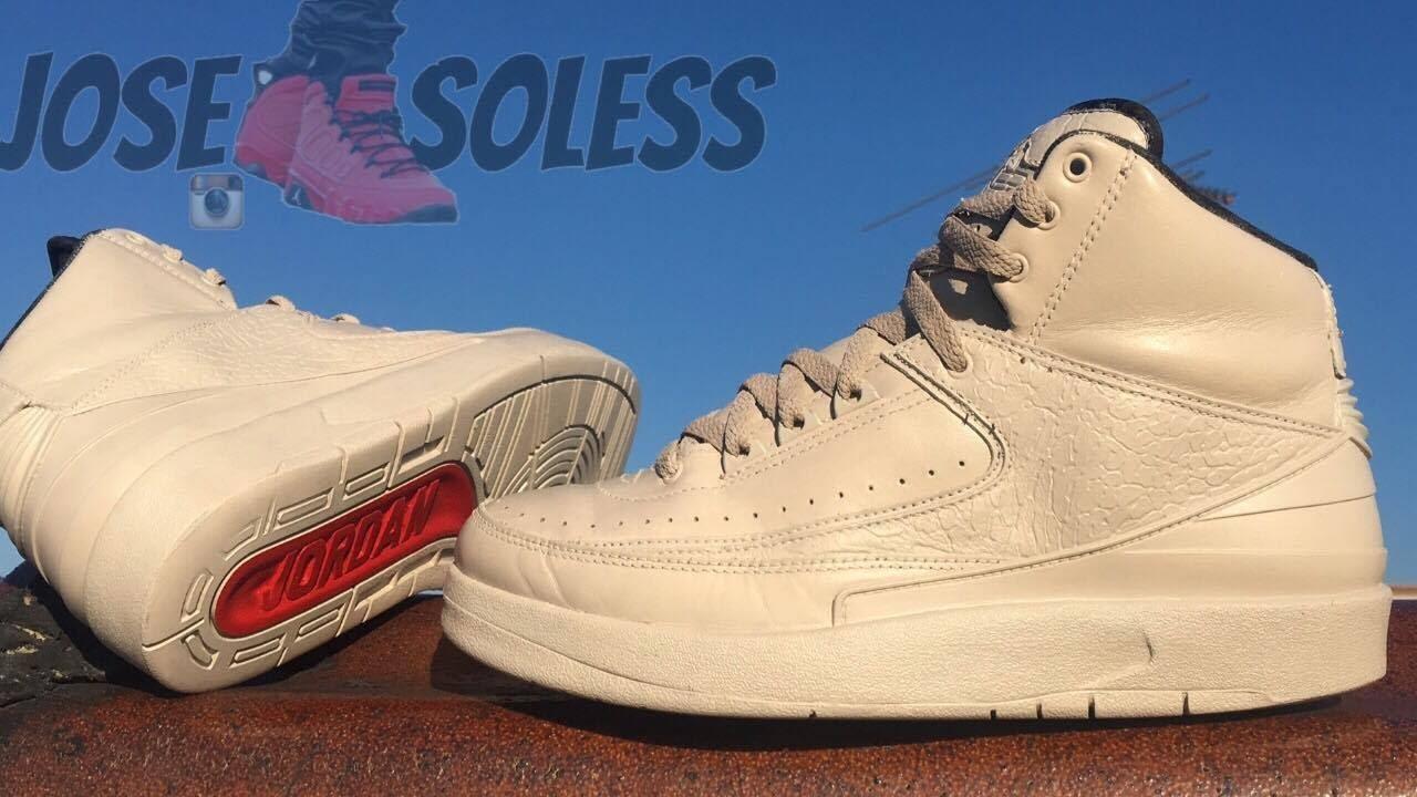 Custom Air Jordan 2 \