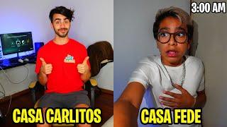 CAMBIO DE CASA CON MI VECINO POR UNA NOCHE